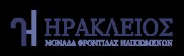 Το λογότυπο του Οίκου Ευγηρίας Ηράκλειος